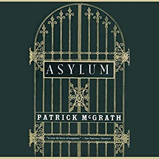 Asylum audiobook cover art