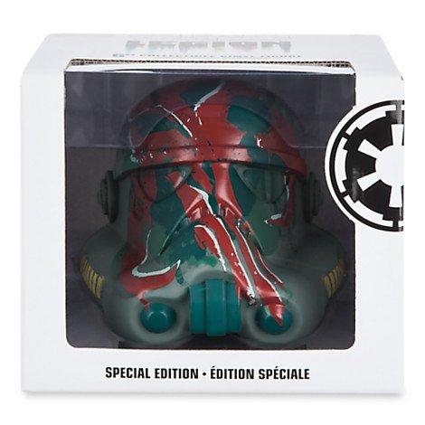 Disney Star Wars Legion Boba Fett Helmet image
