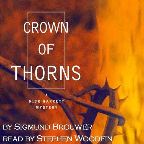 A Crown of Thorns audiobook cover art