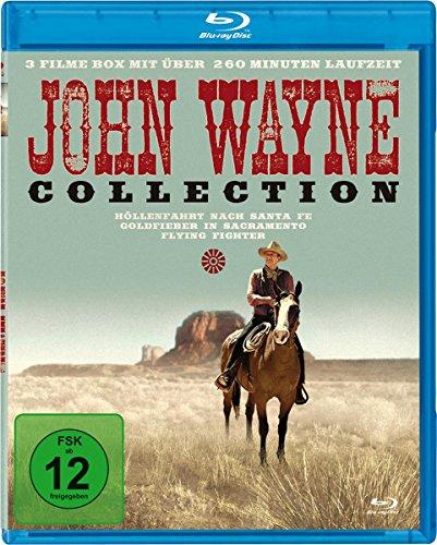 John Wayne Collection [Blu-ray]
