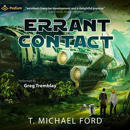 Errant Contact cover art