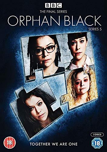 Orphan Black Series 5 Final Series [Edizione: Regno Unito] [Reino...