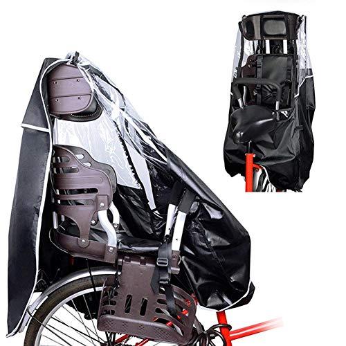 Regenschutz für Fahrradkindersitz, 784555cm Regenschutz Fahrradsitz Kinder, Regenschutz Fahrradsitz Regencape, 784555cm