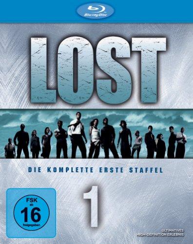 Lost - Staffel 1 [Blu-ray]