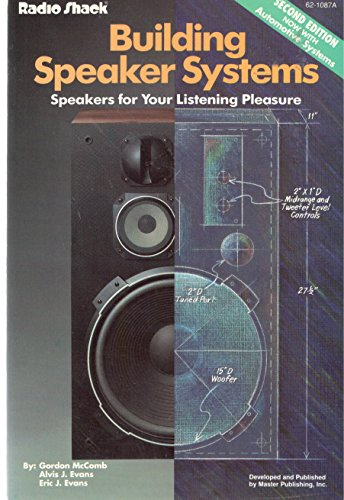 Building Speaker Systems 2nd Edition