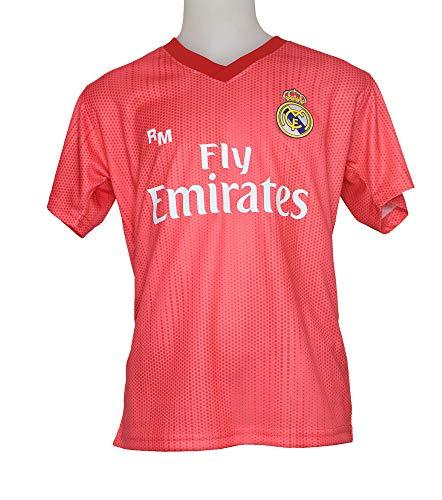 Real Madrid FC Camiseta Infantil Réplica Oficial Licenciado Tercera Equipación 2018/2019 (12 años)