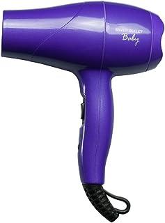 Silver Bullet Metallic Baby 1200W Hair Dryer, Purple