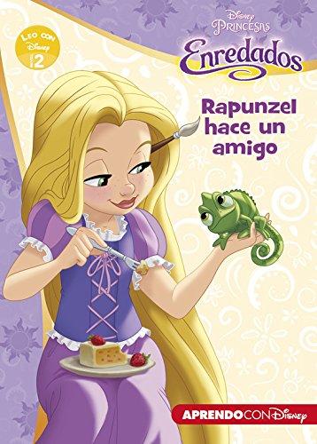 Rapunzel hace un amigo (Leo con Disney - Nivel 2)