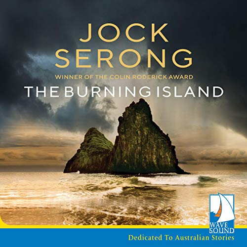The Burning Island  By  cover art