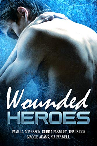 Book: Wounded Heroes - Anthology