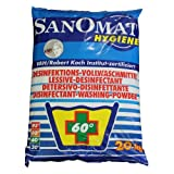 Desinfektionswaschmittel Sanomat Hygiene VAH und RKI gelistet, DGHM zertifiziert, 20 kg -