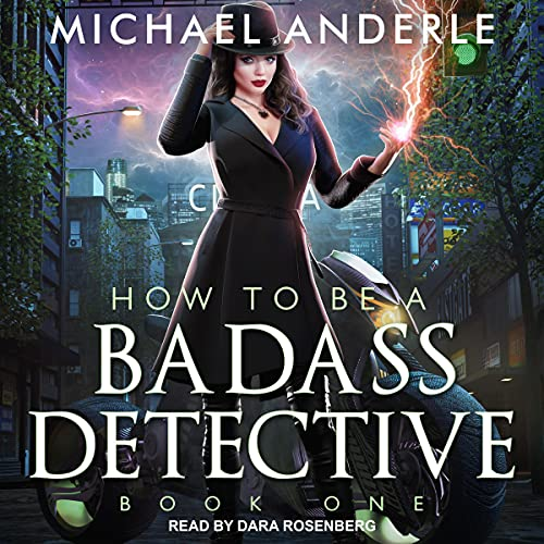 How to Be a Badass Detective cover art