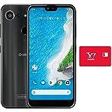 【事務手数料無料】Y!mobile 京セラ S6 ブラック 【シンプルM/L専用】 ※回線契約後発送