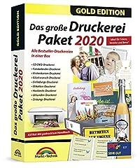 Das große Druckerei Paket 2020