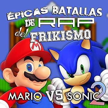 Mario Vs Sonic 2 (Épicas Batallas de Rap del Frikismo)