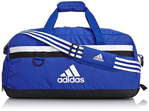 adidas Unisex Sporttasche Tiro, Bold Blue/White, 61 x 28 x 39 cm, 68 Liter, S30263