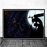 ganlanshu Anime pósters e Impresiones Lienzo Pintura Sala de Estar decoración de películas Artista decoración del hogar,Pintura sin marco-30X45cm