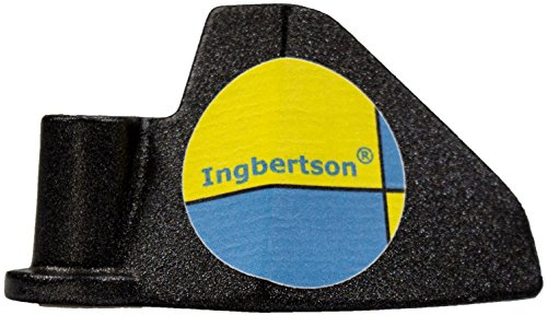 ingb ertson® Ganchos para amasar compatible para Unold baugleich–Panificadora (/Back Meister 8600, 8690, 8695, 86951, 68415, 68615