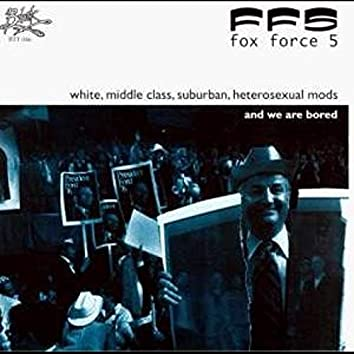 White, Middle Class, Suburban, Heterosexual Mods