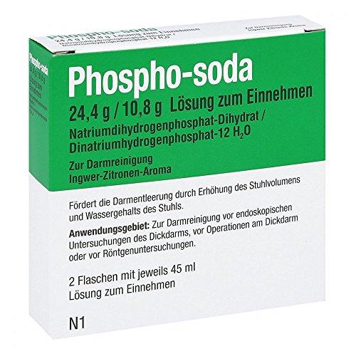 Phospho-soda, 2x45 ml Lösung