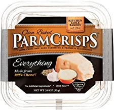 product image for Kitchen Table Bakers (NOT A CASE) Cracker Everything Parmesan