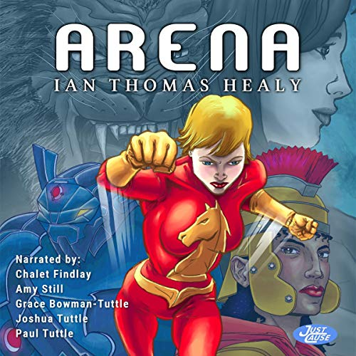 Arena  By  cover art