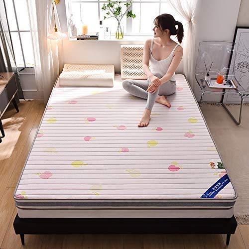 Ouumeis Matratze 6 cm Memory Foam Latex Matratzen,Single Double Student Residences...