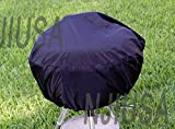BBQ Grill Cover fits 15 Serving IndoorOutdoor round GGR240L: NEw
