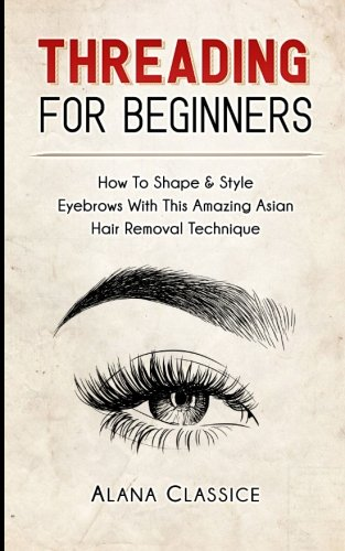 Threading For Beginners: How To Shape & Style Eyebrows With This Amazing Asian Hair Removal Technique