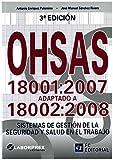 Ohsas 18001-2007 Adaptado A 18002-2008 (3ヲ Ed.2015)