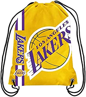 FOCO NBA Big Logo Drawstring Backpack
