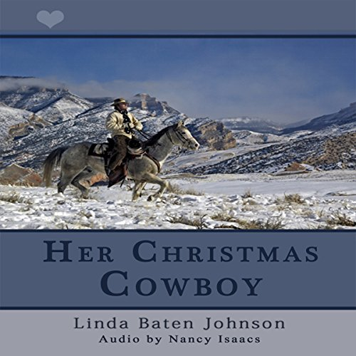 Her Christmas Cowboy audiobook cover art