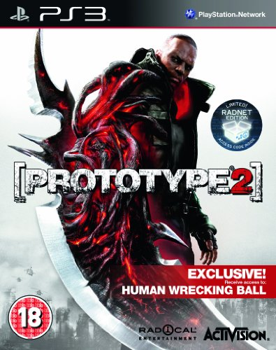 Prototype 2: Exclusive to Amazon.co.uk Wrecking Ball Radnet Edition (PS3) [video game]