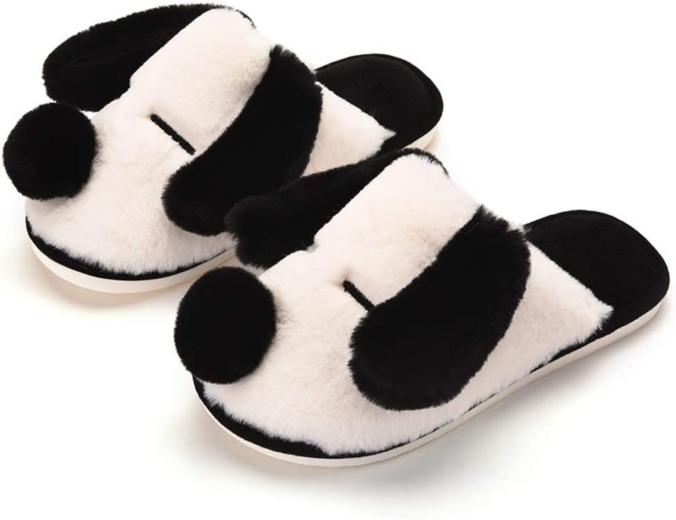 WWWEE Fashion Bargain New Women Winter Directly managed store Anti-Slip Soft Indoor Un Slippers