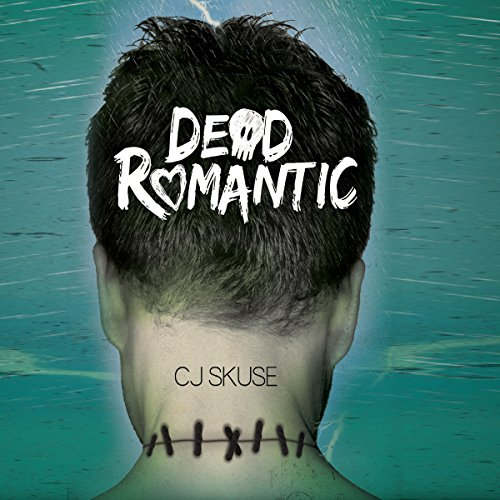 Dead Romantic audiobook cover art