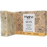 Meina Naturkosmetik - Seife mit Patschuli und Ylang-Ylang (1 x 100 g) 100% natürliche, vegane,...