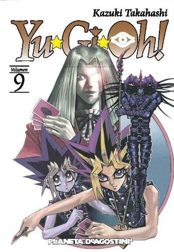 Yu-Gi-Oh! nº 09 (Manga Shonen)