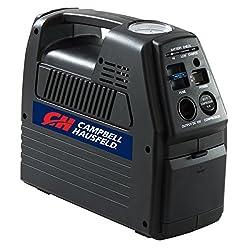 small Campbell Hausfeld, 12 volt battery, tire inflator (CC2300)