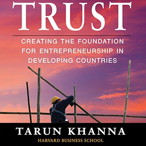 Couverture de Trust