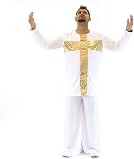 Praise Cross Mens Inspired Pullover Dance Top