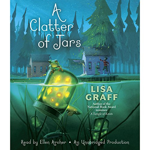 A Clatter of Jars audiobook cover art