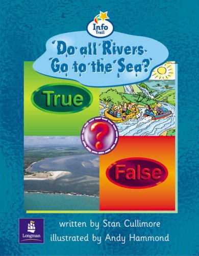 Info Trail Beginner:Do All Rivers Go To The Sea? Non-fiction (LITERACY LAND)の詳細を見る