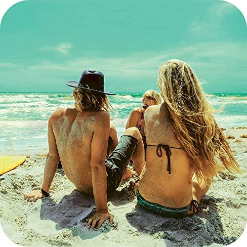 Sun Bum Original SPF 50 Sunscreen Lotion | Vegan and Reef Friendly (Octinoxate & Oxybenzone Free) Broad Spectrum Moisturizing UVA/UVB Sunscreen with Vitamin E | 8 oz