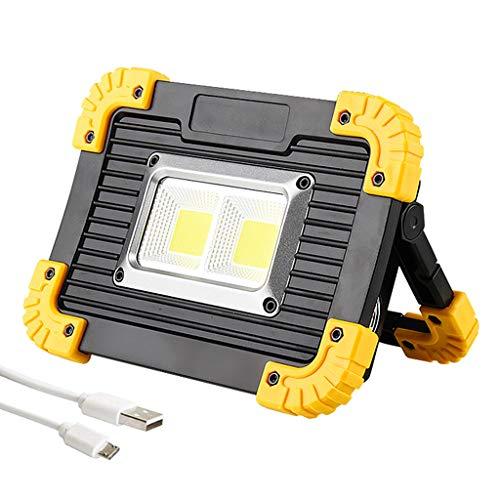 GBOTTOM COB portátil LED Luz Trabajo Proyector Aire