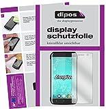 dipos I 6X Schutzfolie klar kompatibel mit Energizer Hard Hülle H550S Folie Bildschirmschutzfolie