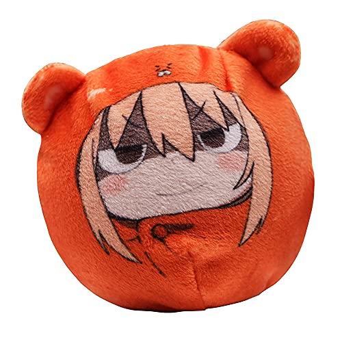 LUALU Personaje De Anime Himouto! Umaru-Chan 7.5CM Juguetes Almohada MuñEco De Peluche, Soft Felpa CojíN Sofa para DecoracióN Y Regalo De CumpleañOs Coleccionable