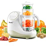 Best Baby Food Processors - Bable Baby Food Steamer Maker Processor Mill, Touch Review