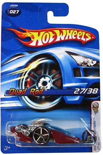 Hot Wheels 2006 027, Quad Rod by