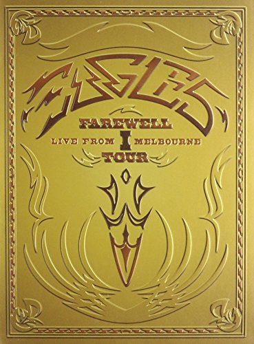 Eagles Farewell I Tour Live From Melbourne (+3 New Song Bonus EP)