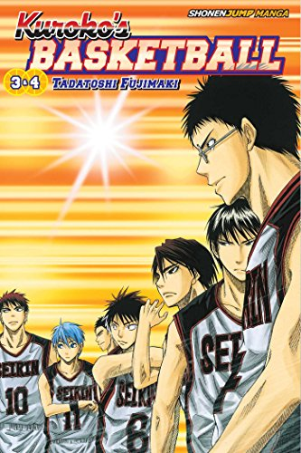 Kuroko's Basketball (2-in-1 Edition), Vol. 2: Includes Vols. 3 & 4